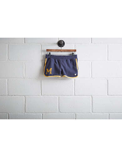 Tailgate Womens Michigan Track Short -