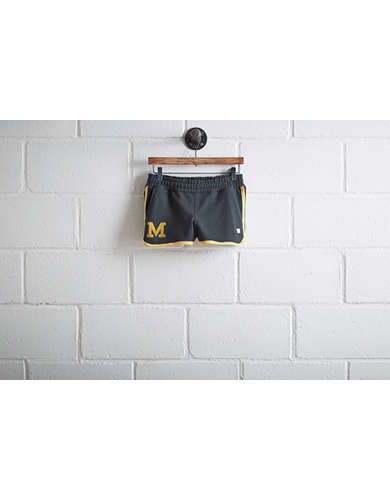 Tailgate Womens Missouri Track Short -