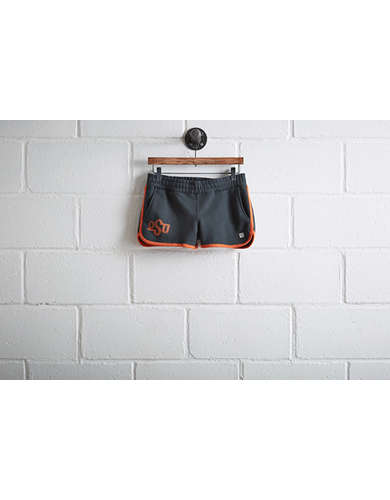 Tailgate Women's Oklahoma State Track Short - Buy One Get One 50% Off