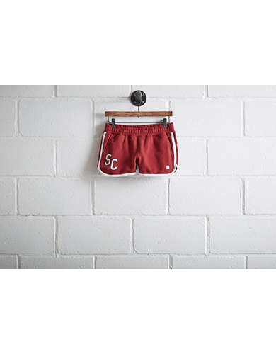 Tailgate Womens South Carolina Track Short -