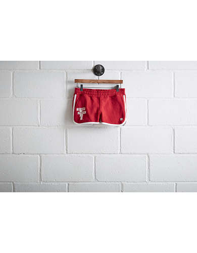 Tailgate Womens Texas Tech Track Short -