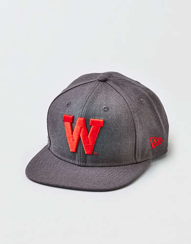 Limited-Edition New Era X Tailgate Wisconsin Snapback Hat