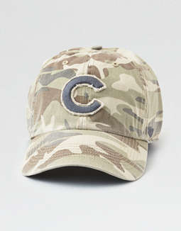 '47 Brand Chicago Cubs Camo Baseball Hat