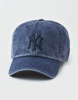 '47 Brand New York Yankees Denim Baseball Hat