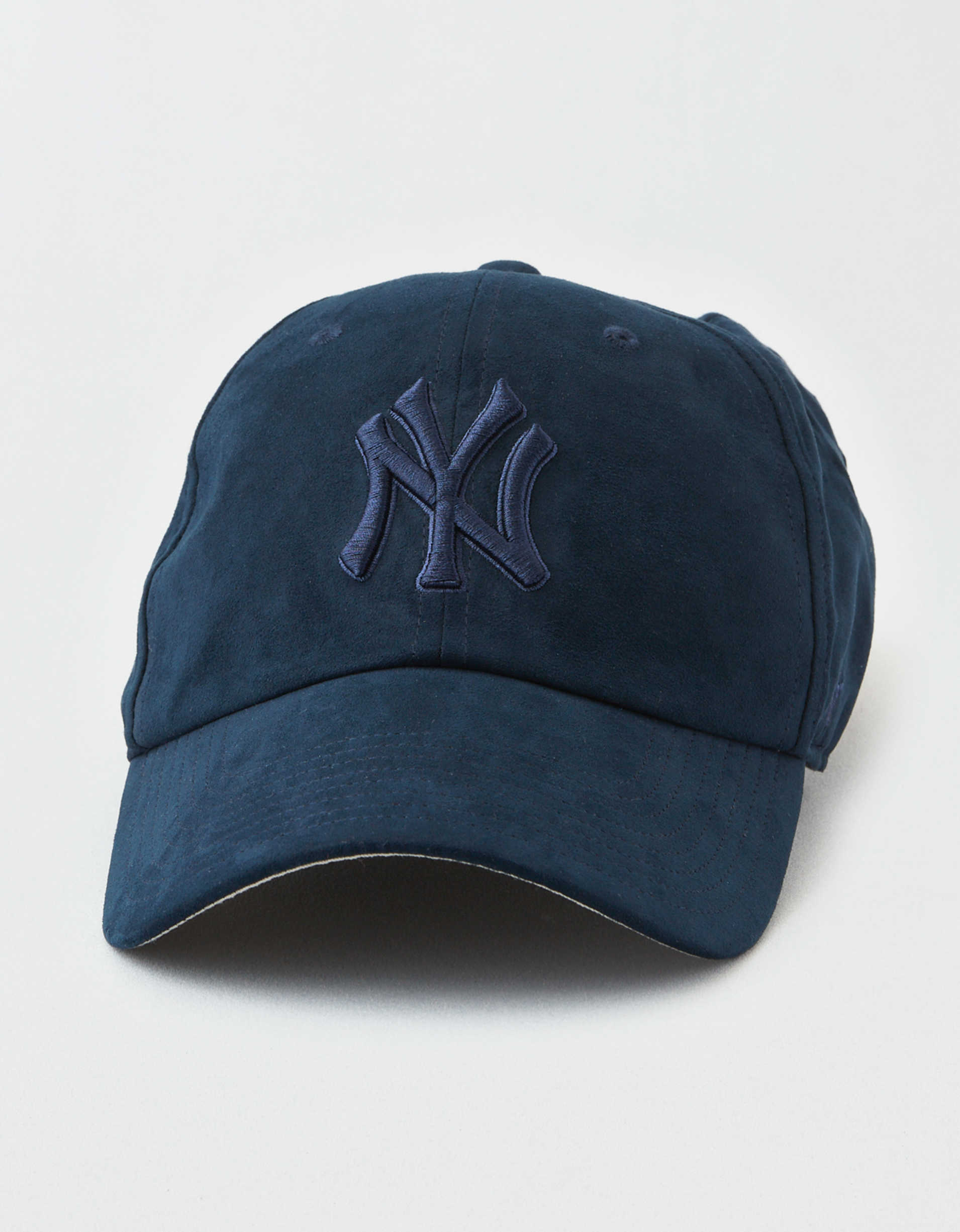 '47 Brand New York Yankees Suede Baseball Hat