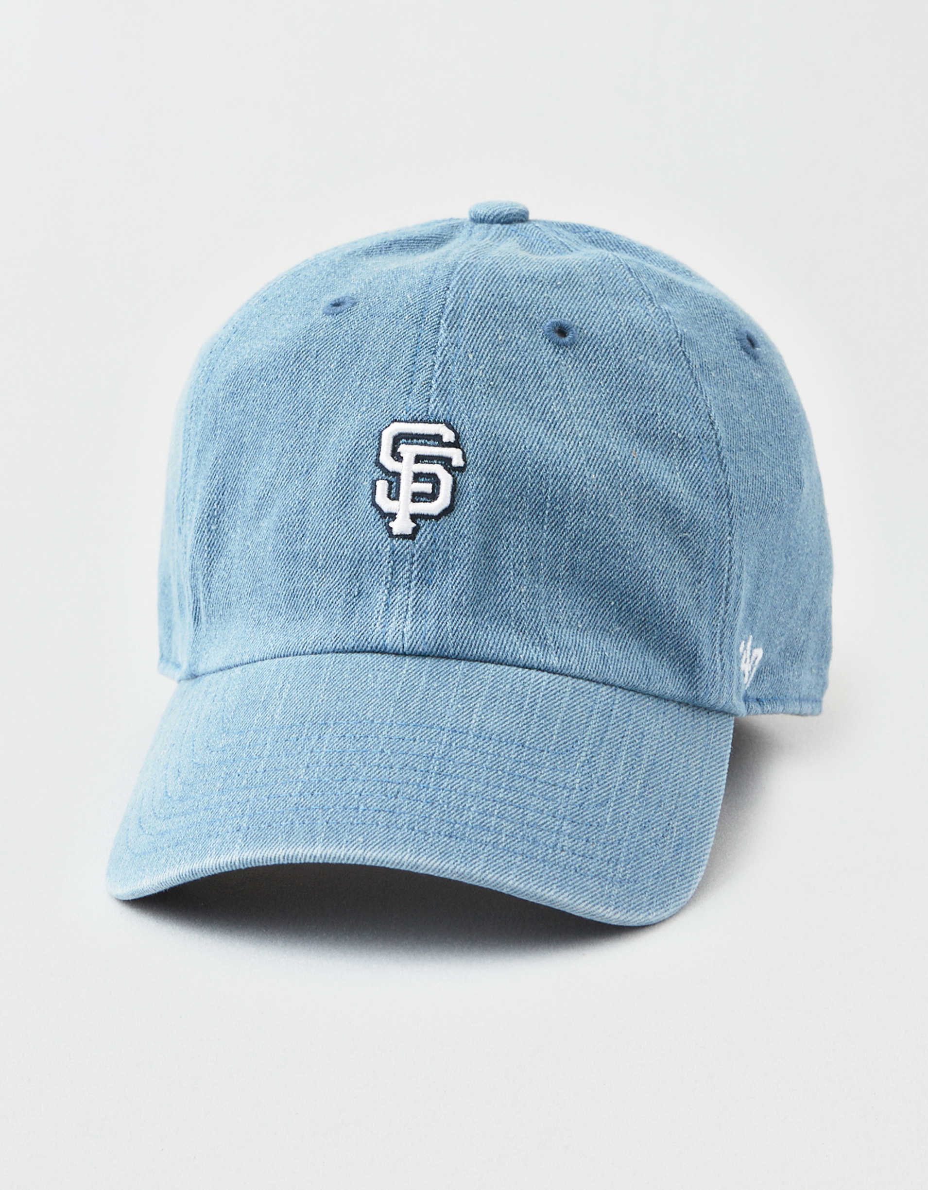 '47 Brand San Francisco Giants Stretch Denim Baseball Hat