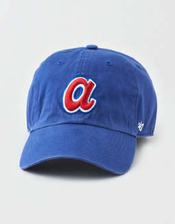 '47 Brand Atlanta Braves Baseball Hat