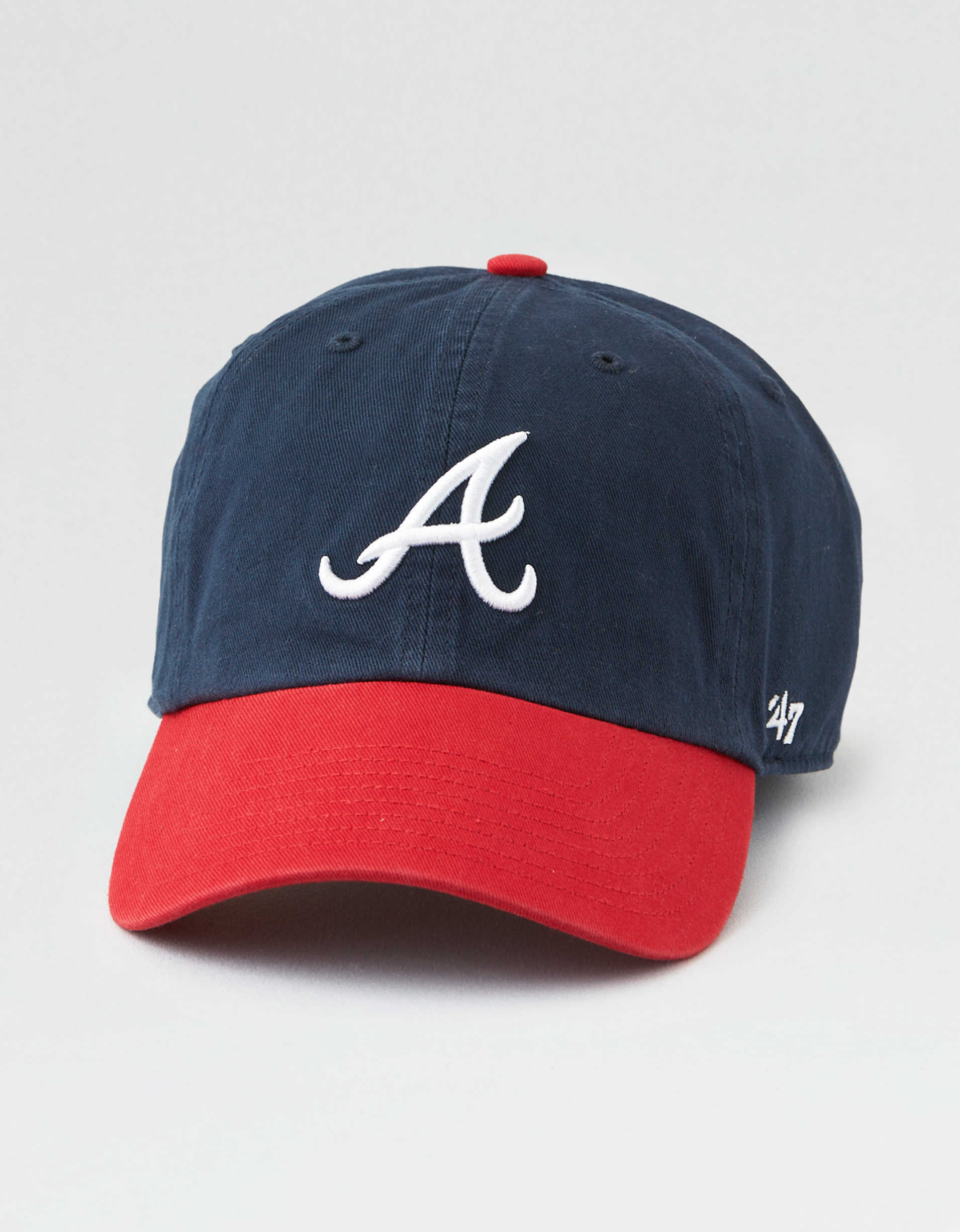 '47 Brand Atlanta Braves Two-Tone Baseball Hat