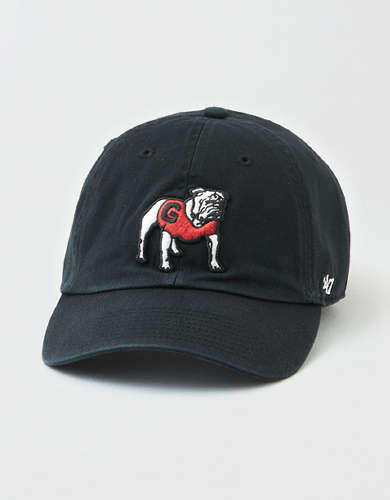 '47 Brand Georgia Bulldogs Baseball Hat