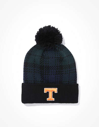 Tailgate Tennessee Volunteers Plaid Beanie