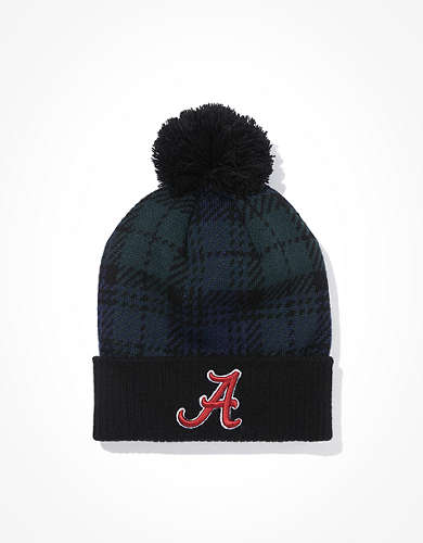 Tailgate Alabama Crimson Tide Plaid Beanie