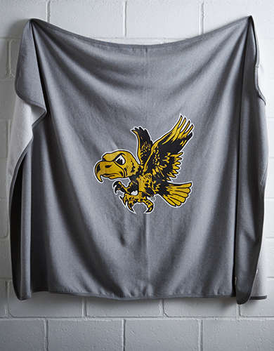 Tailgate Iowa Fleece Blanket - Free Returns