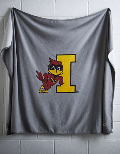 Tailgate Iowa State Fleece Blanket - Free Returns