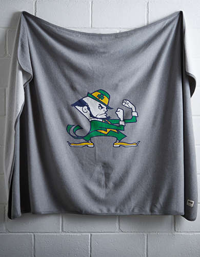 Tailgate Notre Dame Fleece Blanket - Free Returns