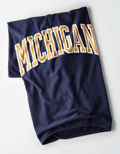 Tailgate Michigan Stadium Blanket - Free Returns