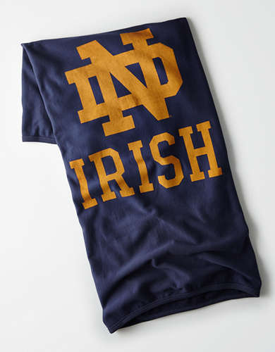 Tailgate Notre Dame Stadium Blanket - Free shipping & returns with purchase of NBA item