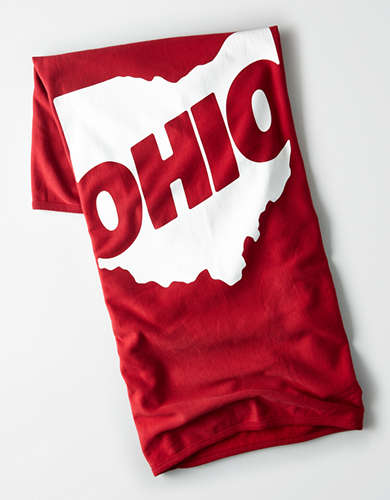 Tailgate Ohio State Stadium Blanket - Free Returns