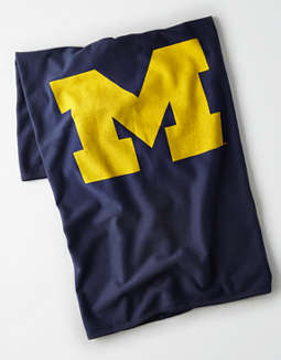 Tailgate Michigan Wolverines Stadium Blanket