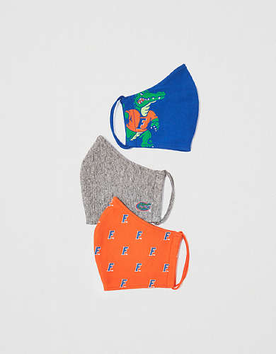 Tailgate Reusable Florida Gators Masks 3-Pack