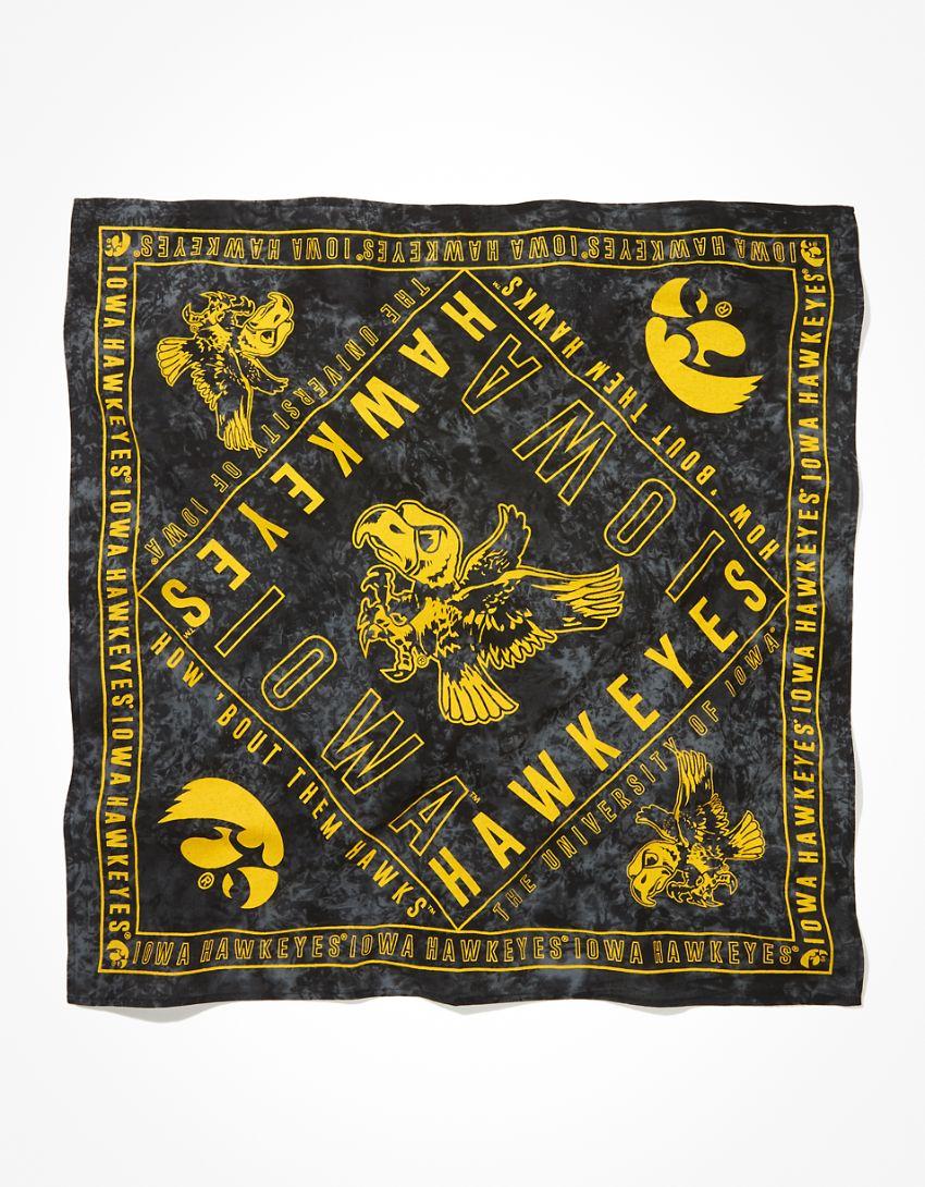 Tailgate Iowa Hawkeyes Tie-Dye Bandana 2-Pack