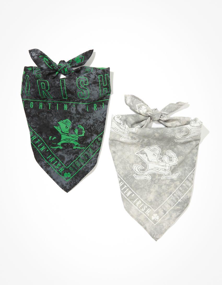 Tailgate Notre Dame Fighting Irish Tie-Dye Bandana 2-Pack