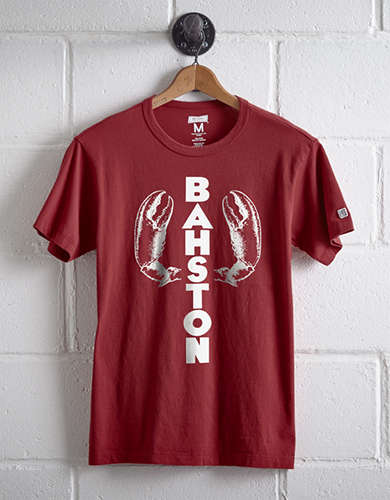 Tailgate Men's Bahston Lobstah T-Shirt -