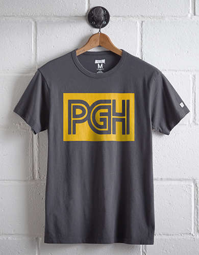 Tailgate Men's PGH Box T-Shirt -