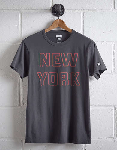 Tailgate Men's Neon New York T-Shirt -