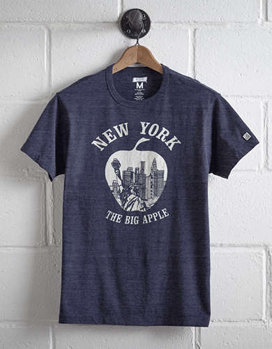 Tailgate Men's New York Big Apple T-Shirt - Free Returns
