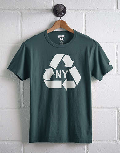 Tailgate Men's NYC Recycle T-Shirt -