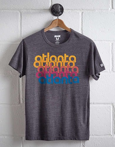 Tailgate Men's Atlanta T-Shirt -