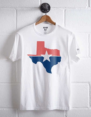 Tailgate Men's Texas Flag T-Shirt -