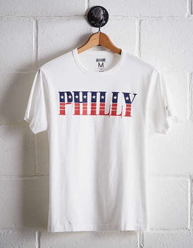Tailgate Men's Philly Americana T-Shirt - Free Returns