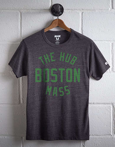 Tailgate Men's The Hub Boston T-Shirt -
