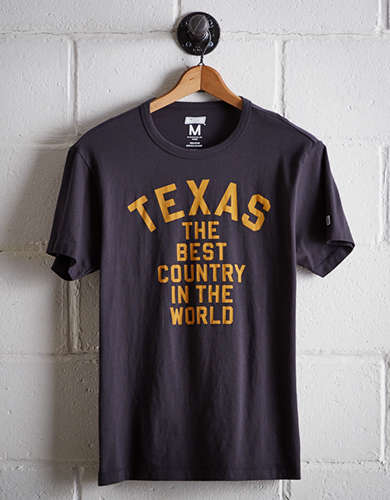 Tailgate Men's Texas The Best Country T-Shirt - Buy One, Get One 50% Off