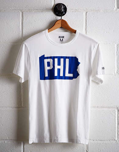 Tailgate Men's Philadelphia State T-Shirt - Free Shipping + Free Returns