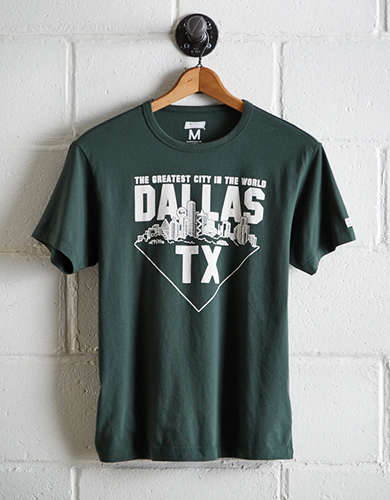 Tailgate Men's Dallas Greatest City T-Shirt - Free Shipping + Free Returns