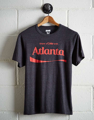 Tailgate Men's Atlanta Share A Coke T-Shirt - Free Shipping + Free Returns