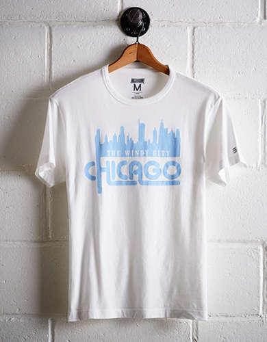 Tailgate Men's Chicago Windy City T-Shirt -