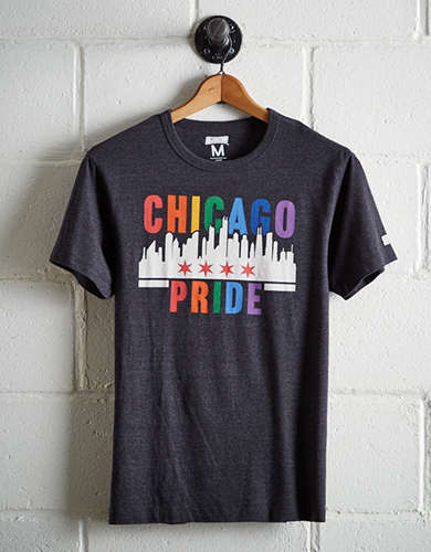 Tailgate Men's Chicago Pride T-Shirt - Free Shipping + Free Returns