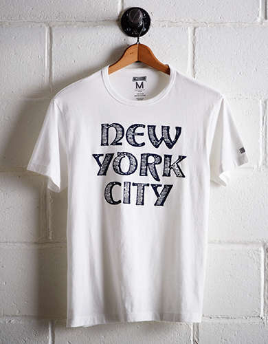 Tailgate Men's New York City T-Shirt - Free Returns