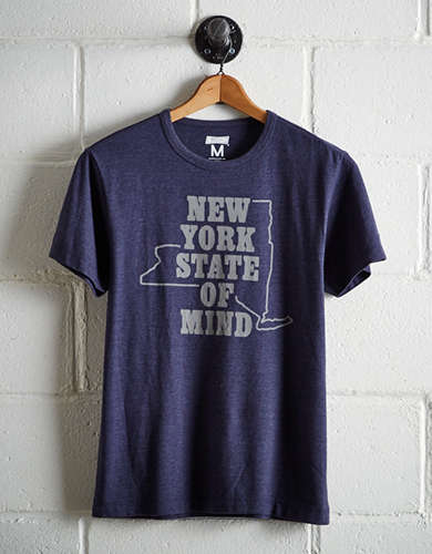 Tailgate Men's NYC State of Mind T-Shirt - Free Returns