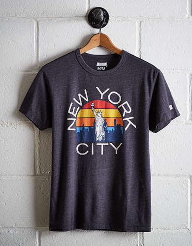 Tailgate Men's New York City T-Shirt -