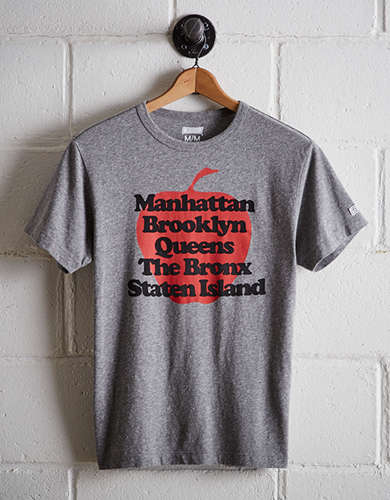 Tailgate Men's New York Burroughs T-Shirt - Free Returns