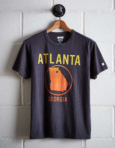 Tailgate Men's Atlanta Georgia T-Shirt - Free Returns