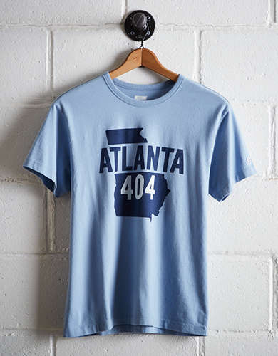 Tailgate Men's Atlanta 404 T-Shirt - Free Returns