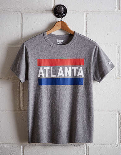 Tailgate Men's Atlanta T-Shirt - Free Returns