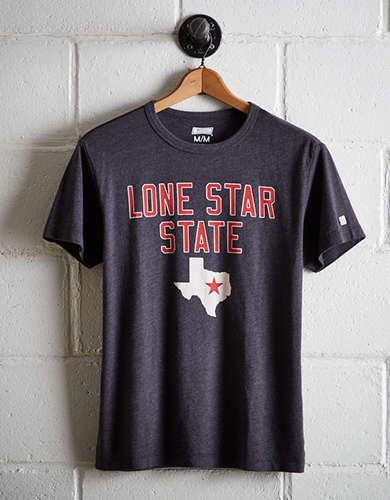 Tailgate Men's Lone Star State T-Shirt - Free Returns