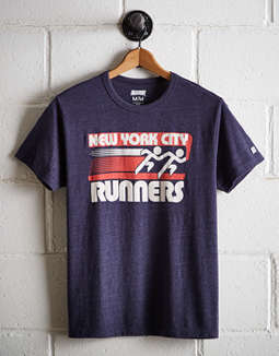 Tailgate Men's New York City Runners T-Shirt