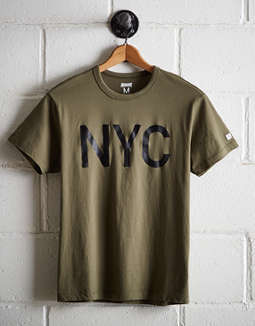 Tailgate Men's New York City Boroughs T-Shirt